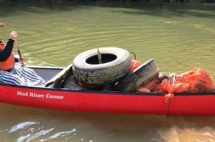 Duck River Clean Up 2019