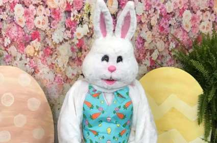 Kids Fun Day & Pictures with the Easter Bunny