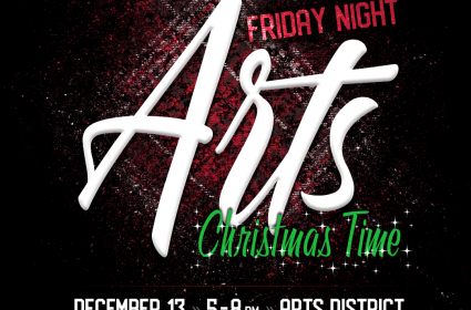 Friday Night ARTS: Christmas Time