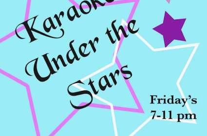 Karaoke Under The Stars