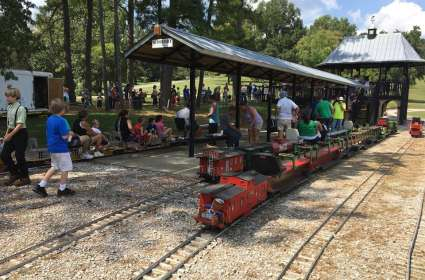 Mid-South Live Steamers Winter Meet