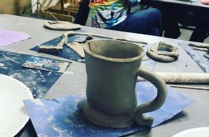 Pottery Class: Make Your Own Mug