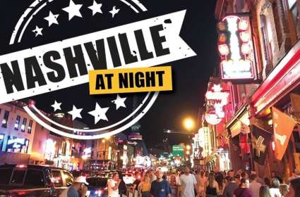 First Fridays Bus to Nashville Night Life