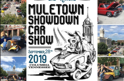 Muletown Showdown Car Show