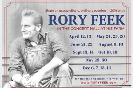 Rory Feek in Concert