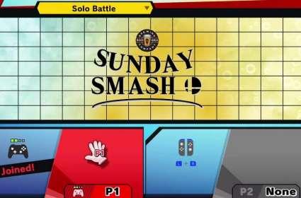 Sunday Smash 2 - Electric Boogaloo
