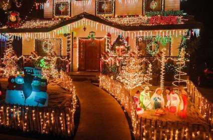 Christmas Lights Tour for Adults Only