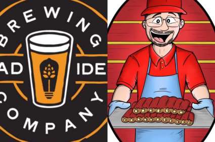 Barbeque and Brews at Bad Idea Brewery