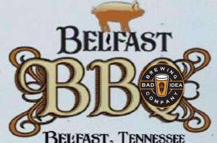 Belfast BBQ at Bad Idea Brewing