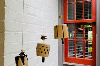 Pottery Class: Modern Garden Bells