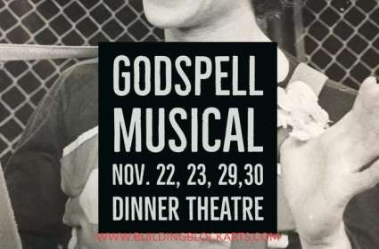 Godspell Musical Dinner Theatre