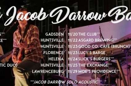 Jacob Darrow Live