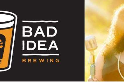 Jennifer Leigh at Bad Idea Brewing