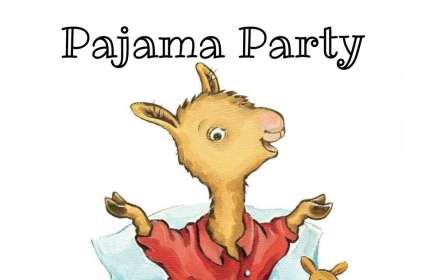 Llama Llama Pajama Party