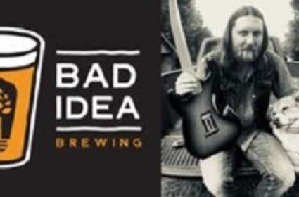 Matt Nicholls Music at Bad Idea Brewing