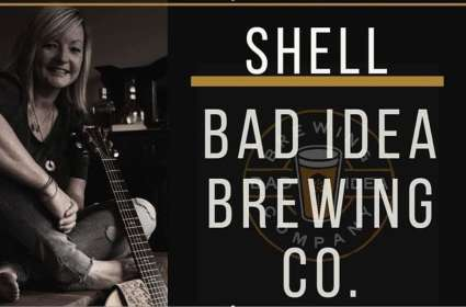 Shell at Bad Idea Brewing