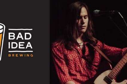 Trey Binkley Music at Bad Idea Brewing