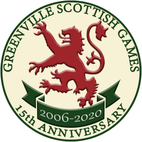 Gallabrae 2020 15th Anniversary Logo