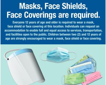 Masks Required Statewide