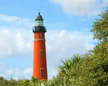 Ponce Inlet Lighthouse is Florida's tallest lighthouse.