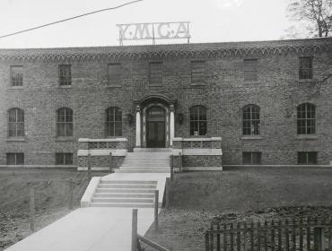 YMCA Alumni Party