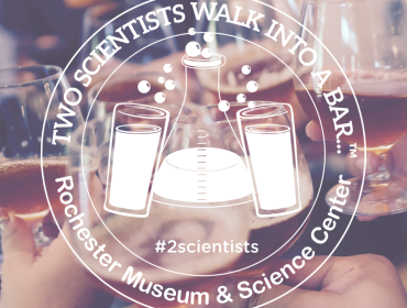 Two Scientists Walk Into a Bar...