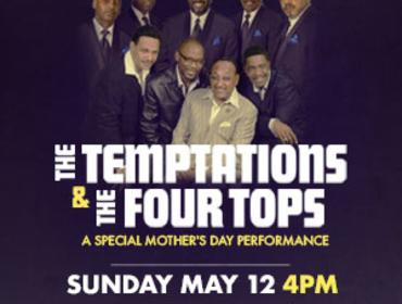 The Temptations & The Four Tops