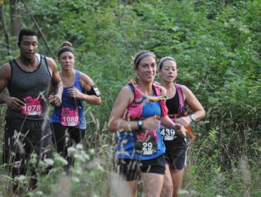 Fleet Feet Dirt Cheap Trail Race #5