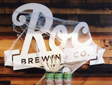 Monster Mash at Roc Brewing Co.