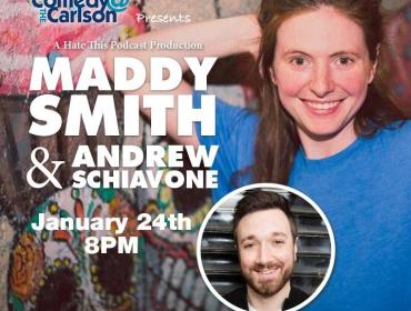 Comedy Night with Maddy Smith from MTV's Wild N Out!