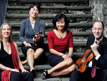 Live from Hochstein – Amenda Quartet