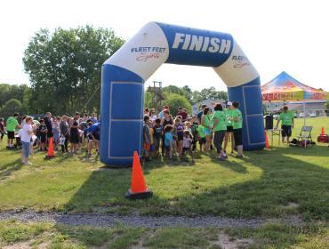 YMCA Kids Marathon