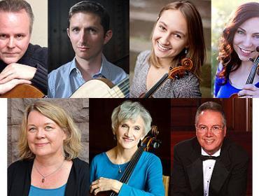 Spotlight on Faculty – Baroque Strings