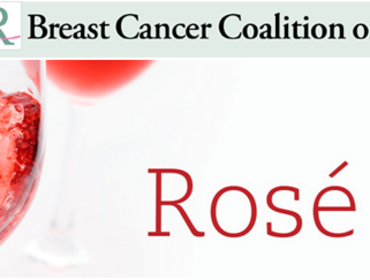 Drink Pink for Breast Cancer Coalition of Rochester During the month of October At Via Girasole Wine Bar