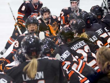 RIT Women's Hockey vs Syracuse University