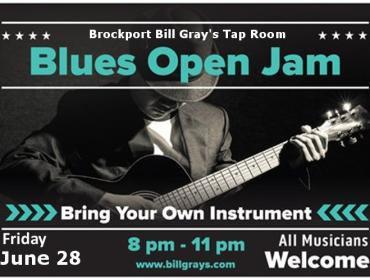 Blues Open Jam