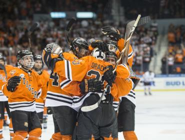 RIT Men's Hockey vs. Bentley University