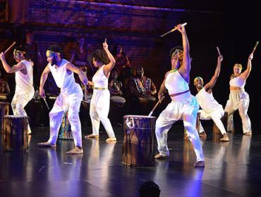 Sankofa African Dance and Drum Ensemble