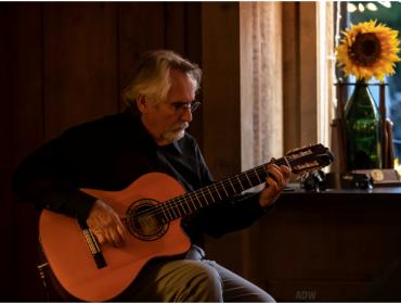 Live Music with David Tamarin, Flamenco & Classical Guitarist at Via Girasole Wine Bar