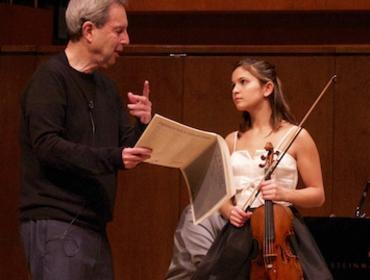String Department Guest Recital - Don Weilerstein, violin