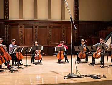 Live from Hochstein – Taste of the World by the Eastman Cello Ensemble