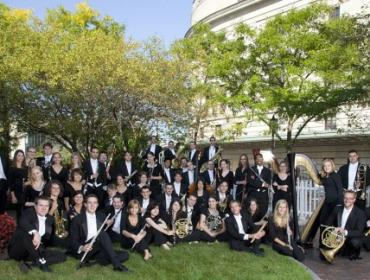 Eastman Wind Ensemble: Mallory Thompson, guest conductor