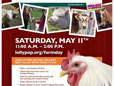 Egg-Stravaganza & Farm Day