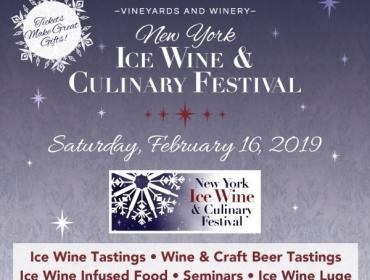 New York Ice Wine & Culinary Festival 2019