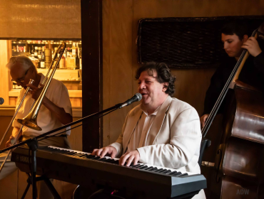 Live Music with Jon Seiger and the All Stars at Via Girasole Wine Bar  S