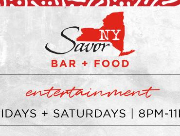 Savor NY Live Entertainment