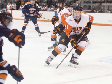 RIT Women's Hockey vs Mercyhurst University