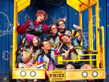 "TheaterWorksUSA presents The Magic School Bus ""Lost in the Solar System"""
