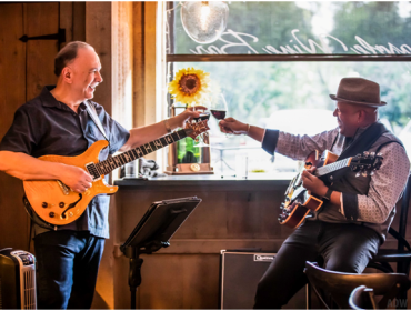 Live Music with Mel Henderson  & Joe Chiappone Jazz Duo at Via Girasole Wine Bar