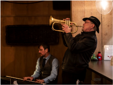 Live Music with Mike Kaupa and Gordon Webster Jazz Duo at Via Girasole Wine Bar